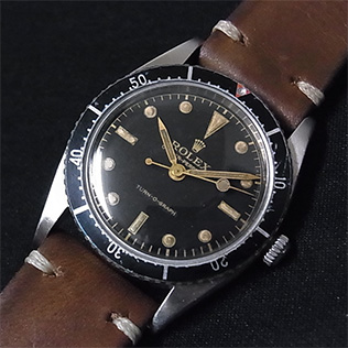 Rolex 6202 Turn-O-Graph # Status : Sold #<br>Status : Sold Serial : 95x,xxx Year : 1953 Movement : A206