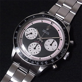 Rolex 6241 Final Reference PN Black Dial # Status ; Sold #<br>Status : Sold Serial : 2,3xx,xxx Year : 1970 Movement : 722-1