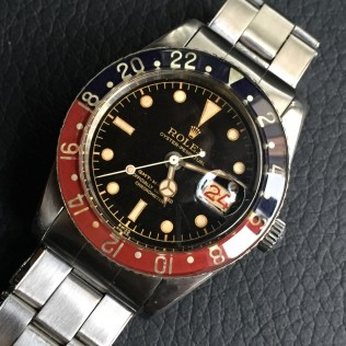 6542 GMT Bakelite Big Luminous<br>