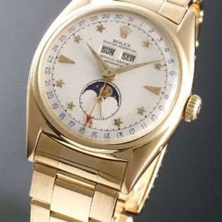 6062 Moon-Phase Star Dial<br>