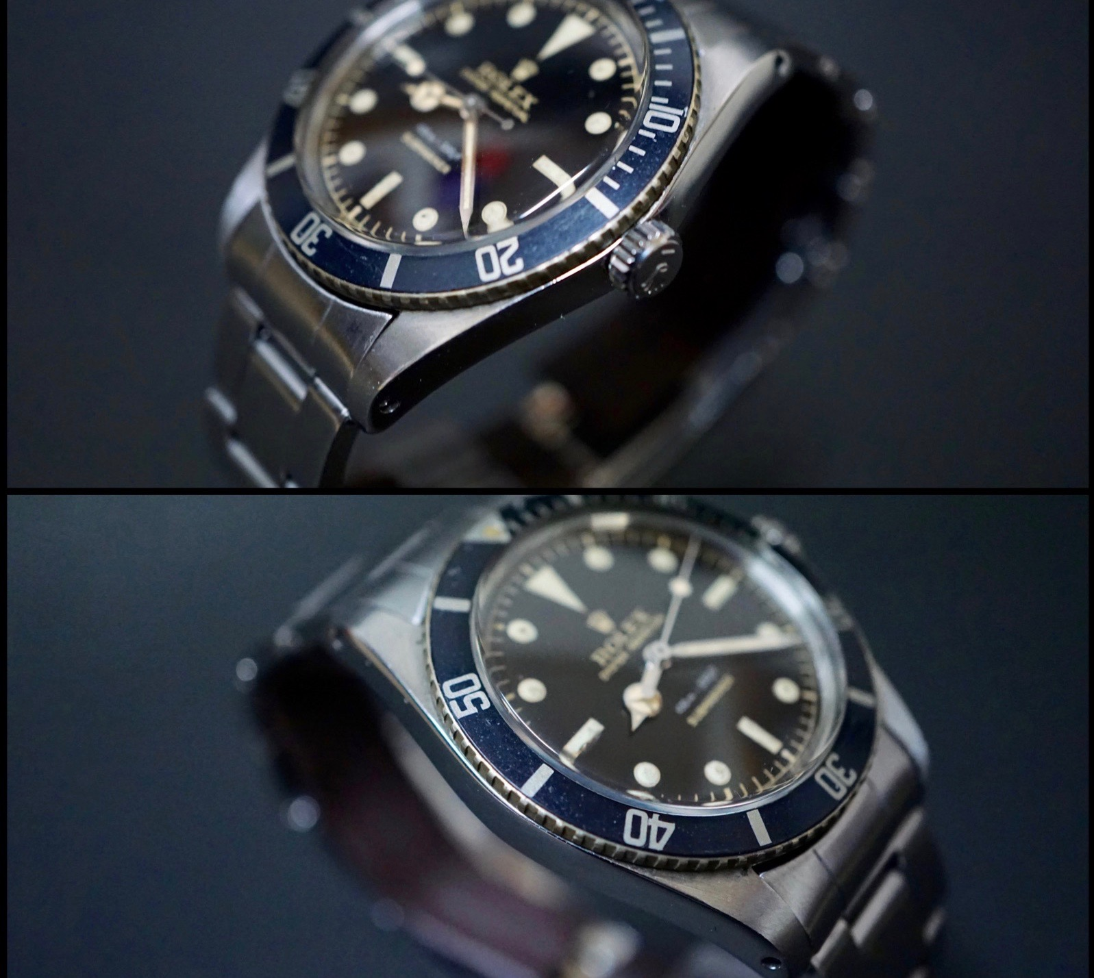 1962 ROLEX SUBMARINER REF. 5508 #Status ; Sold#