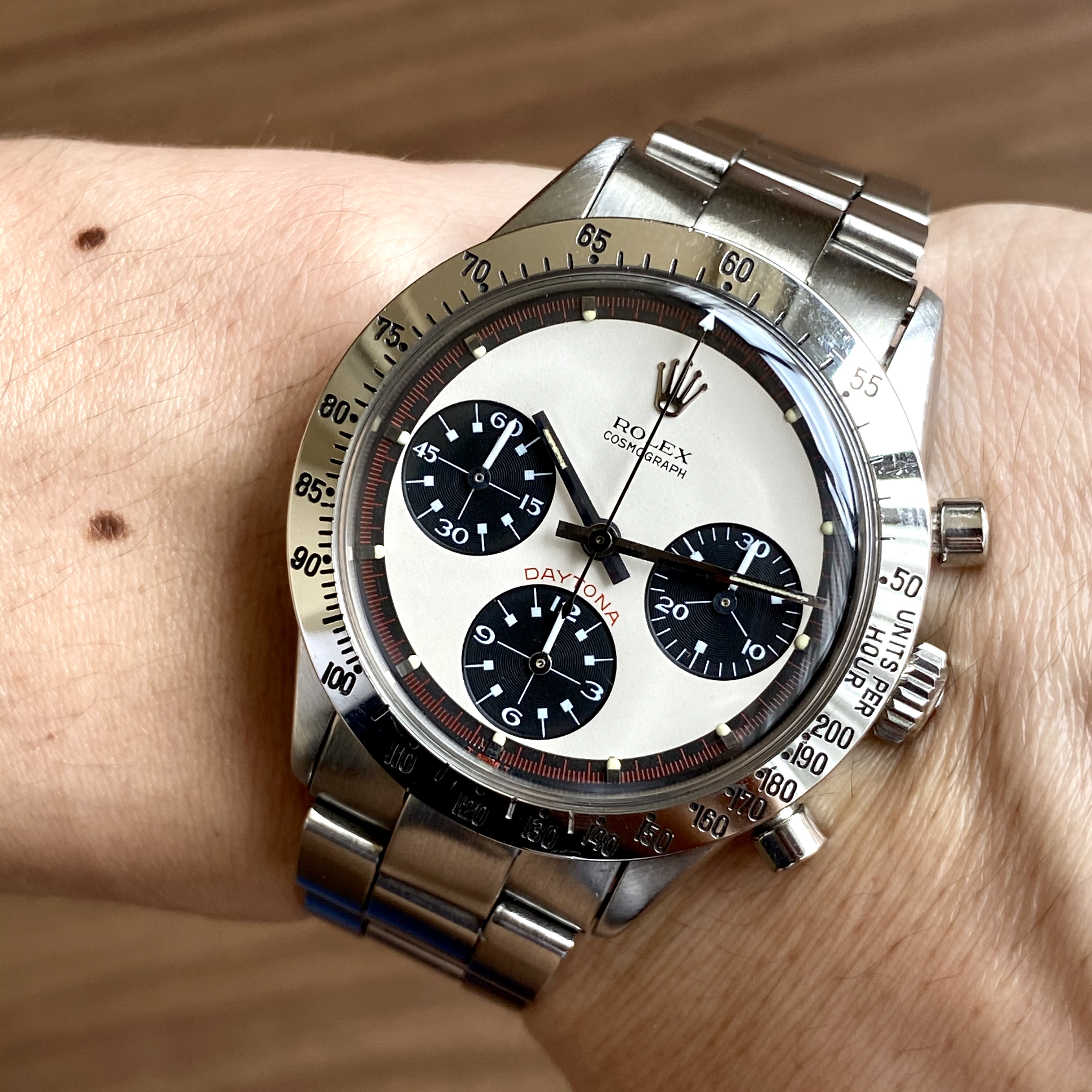 Rolex 6239 PN in perfect condition #Status Sold